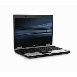 "Laptop HP EliteBook 8530p 15.4"" Core 2 Duo P8600 2.40 GHz 1.5 GB RAM HDD 160GB WebCam"