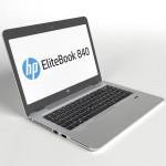 """Laptop Slim Elitebook 840 G3 14"""" i5-6300U 8GB DDR4 SSD 128GB Webcam"""