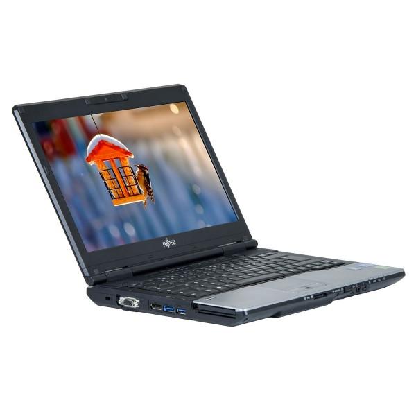 Laptop Fujitsu LIFEBOOK S752 i5 3340M 2.7 GHz 4GB RAM HDD 320GB WebCam