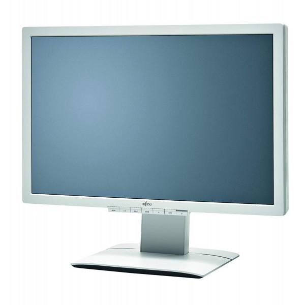 Monitor 24 inch IPS LED 1920 x 1200 Full HD 16:10 Fujitsu P24W-6 Grad B