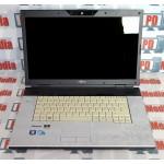 Laptop Fujitsu Pi 3560 Intel T6600 2.20 GHz 4GB DDR3 HDD 160GB DVD-RW Camera WEB 15,6 inch