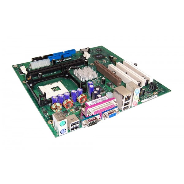 Placa de baza socket 478 DDR1, AGP, Video integrat