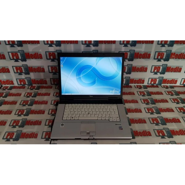 Laptop Fujitsu Core2Duo T7700, 4GB RAM, 160GB HDD, BAT OK PLACA VIDEO