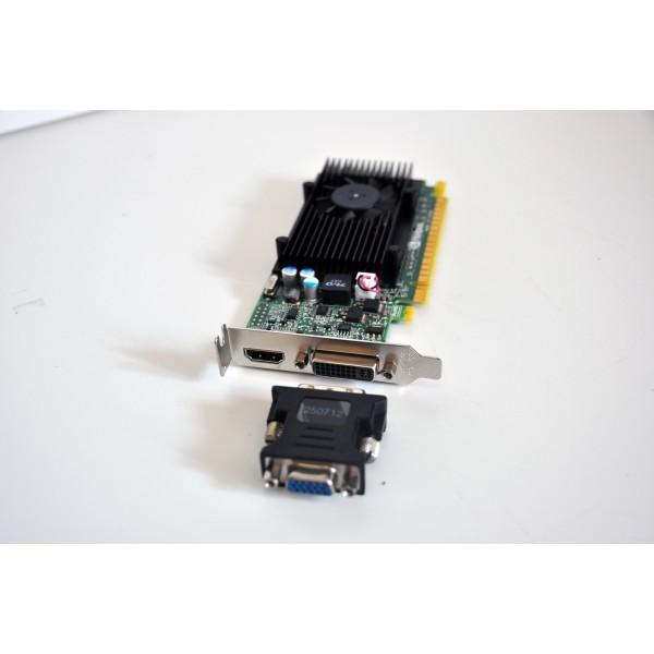 Placa video Nvidia GeForce GT 620 1GB DDR3 64 Bit LowProfile