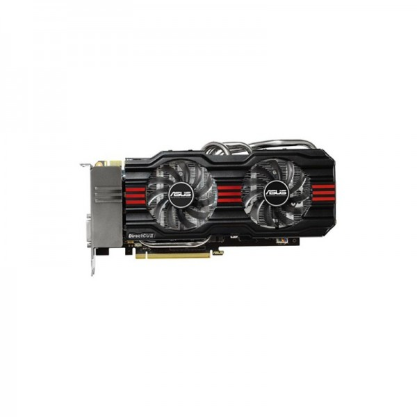 Placa video ASUS GeForce GTX 670 DirectCU II OC 2GB DDR5 256-bit