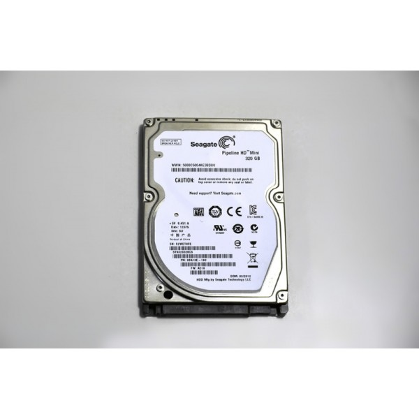 Hard Disk Laptop Seagate Pipeline HD Mini 320 GB 5400 RPM 8 MB SATA 2