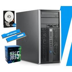 Calculator second hand i5 2300 4GB DDR3 HDD 250GB DVD RW HP 6200 MTower