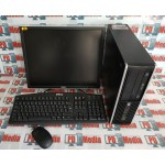 "Kit Calculator HP 8100 SFF I3 550 4 GB DDR3 HDD 250 GB + Monitor LCD 19"" cu Tastatura si Mouse"
