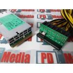 Sursa Minat Mining 1200W PSU 10x6+2 pin PCI-E Ethereum Bitcoin Zcash