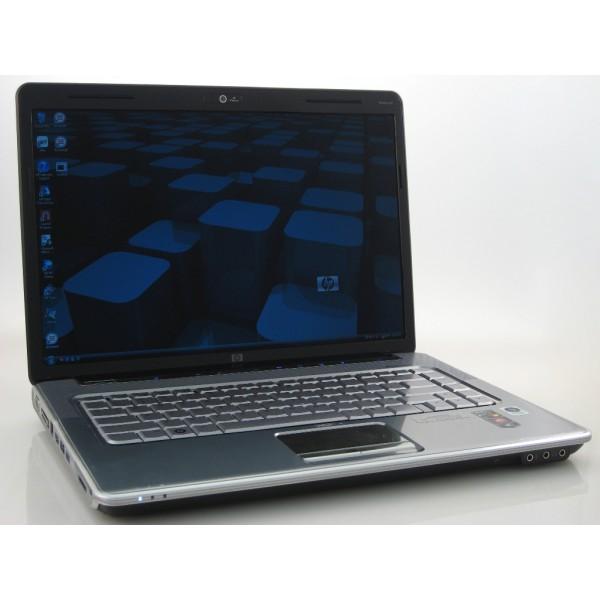 """Laptop HP DV5 15.4"""" AMD X2 2.1GHz 2GB RAM 160 GB HDD WEBCAM WIFI HDMI DVD-RW Baterie Noua"""