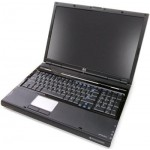 "Laptop HP DV8000 17.1"" WideScreen Intel Dual Core T2250 1.7GHz 2GB RAM 120 GB HDD WiFi DVD-RW"