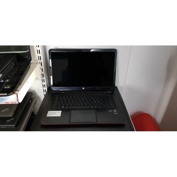 "Laptop HP ENVY 6 i3 2367M 1.4GHz RAM 8GB SSD 128GB WebCam 15.6"""