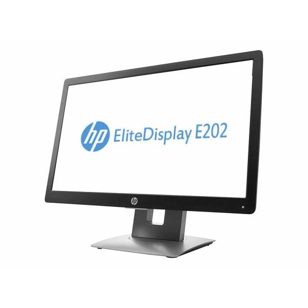 Monitor LED Monitor HP EliteDisplay E202 20 Inch Garantie 12 Luni Grad A