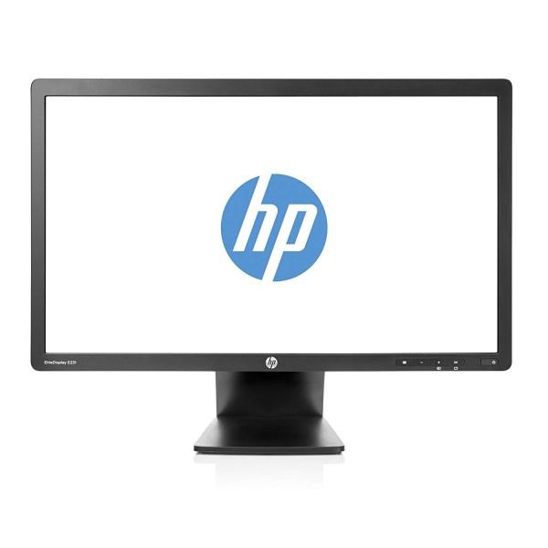 Monitor LED Backlit HP EliteDisplay E231 23 inch 5 ms black rezolutie 1920 x 1080 Grad A