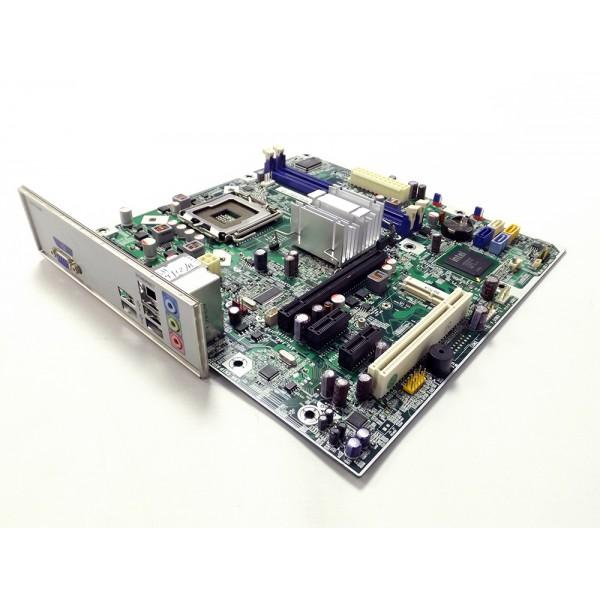 Placa de baza HP H-IG41-uATX +Procesor DUAL CORE E6300 2.80 GHz + COOLER + SHIELD