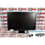 """Monitor HP L2445W LCD 24"""" 1920x1200px 5 ms GRAD A"""