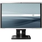 Monitor LCD HP LA2405wg 24 inch 1920 x 1200px 5 ms Anti Glare Negru-Argintiu Grad A