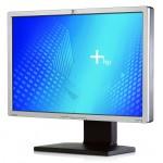 "Monitor LCD HP LP2465 Widescreen 24"" 6 ms Grad B"