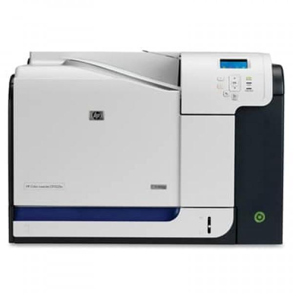 Imprimante laser second hand HP LaserJet CP3525DN Duplex Retea