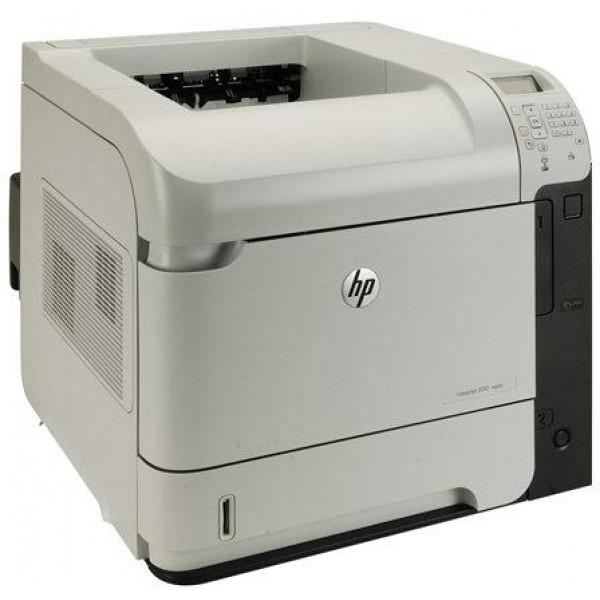 Imprimante laser second hand HP LaserJet Enterprise 600 M603DN Duplex Retea 60ppm