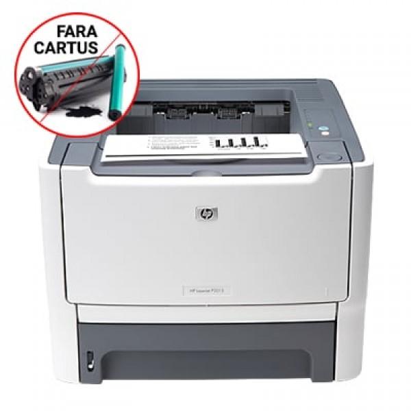 Imprimante laser second hand HP LaserJet P2015D 26 Ppm Duplex Automat Fara Cartus