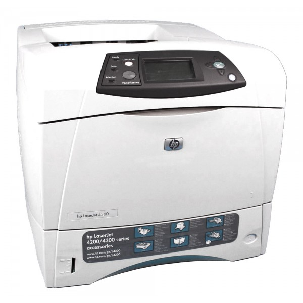 Imprimante laser second hand HP Laserjet 4200