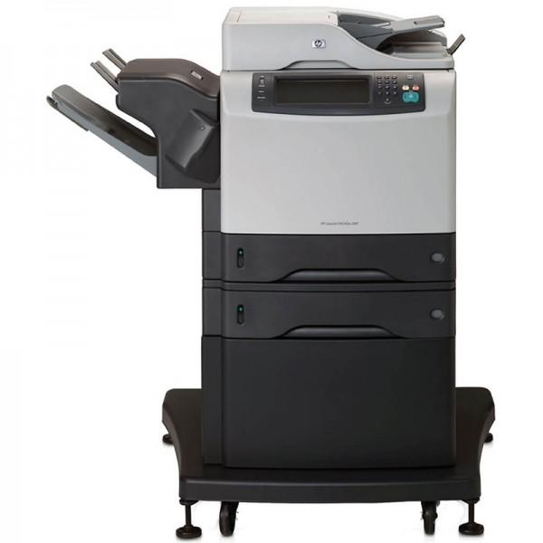 Imprimante laser second hand HP Laserjet 4345MFP Sertar Suplimentar Cartus Incarcat