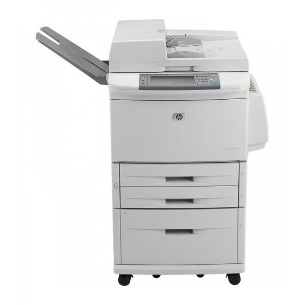 Imprimante laser second hand HP Laserjet 9000MFP Duplex Rețea Sertar Suplimentar