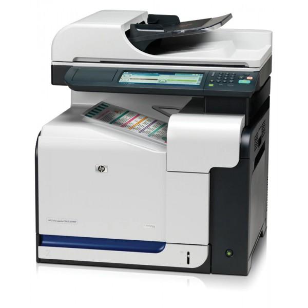 Imprimante laser second hand Color HP Laserjet CM3530 MFP