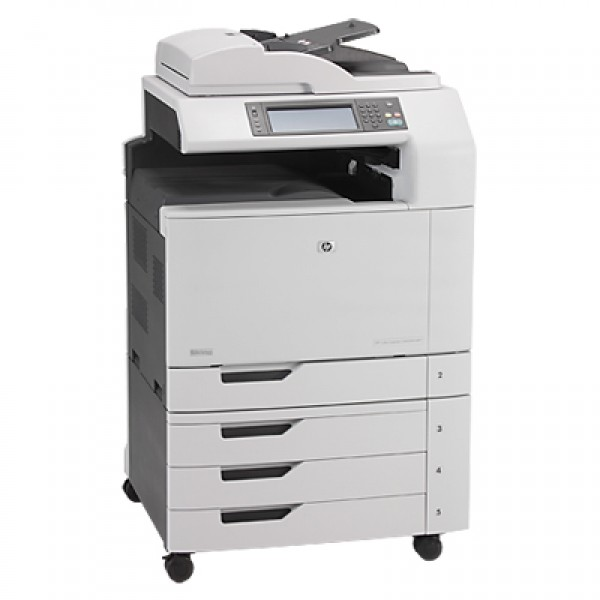 Copiator second hand HP Laserjet CM6040 MFP Color