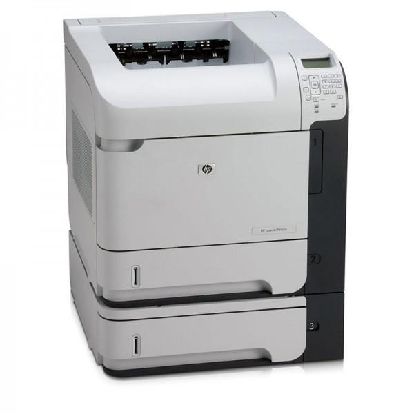 Imprimante laser second hand HP Laserjet P4015X Retea Duplex Automat Tava Suplimentara
