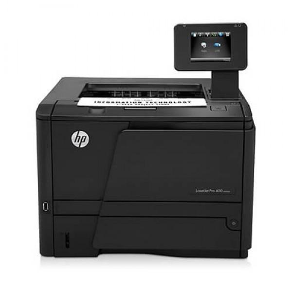 Imprimante laser second hand HP Laserjet Pro 400 M401DN 35ppm Duplex Retea Garantie