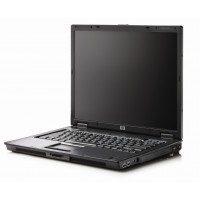 Laptop Second Hand Hp Nc6320 Core2Duo T5500 2GB 60GB DVD