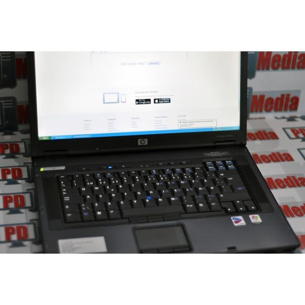 "Laptop HP Compaq Nc8230 Pentium M 1.73Ghz 1GB RAM 40GB HDD 15.4"" LCD DVD-ROM"