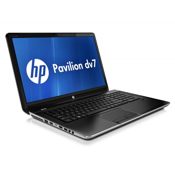 "Laptop HP Pavilion DV7 Intel i7-3610MQ 2.30GHz RAM 8GB HDD 320GB GT 630M 2GB 17.3"" Full HD 7191eo"