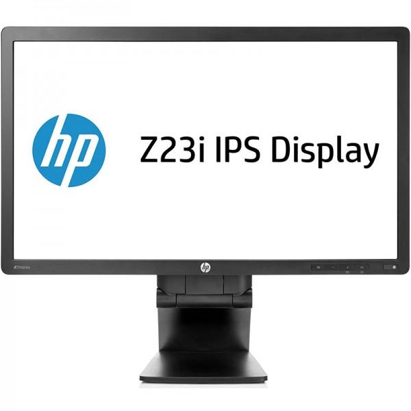 "Monitor LED IPS HP Z23i 23"" Widescreen Full HD DisplayPort USB Negru Grad A"