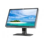 Monitor LCD HP ZR24W 24 inch 5ms 1920 x 1200 Negru Grad A