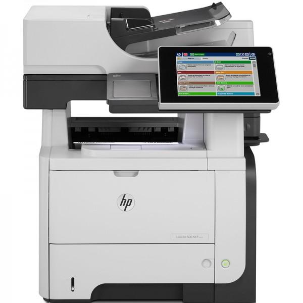 Imprimante laser second hand HP LaserJet Enterprise 500 MFP M525 Duplex Retea