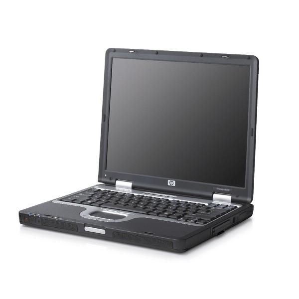 Laptop HP nc6000 Intel Pentium M 1,60GHz 1GB RAM 40GB HDD DVD Rom WiFi