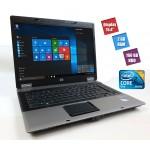 """Laptop HP Compaq 6730b P8600 2.4 GHz 15.4"""" 2GB DDR HDD 160GB"""