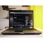 """Laptop HP Compaq 6930p P8600 2.4 GHz 14.1"""" 2GB DDR HDD 160GB"""