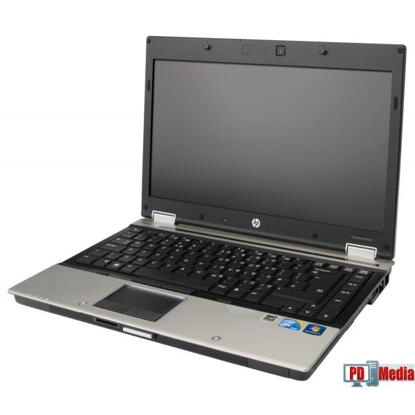 Laptop HP EliteBook 8440p i5-520M 2.4 GHz, 320GB HDD, 4GB, WebCam,WiFi, Tastatura iluminata