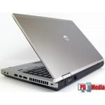 Laptop HP EliteBook 8470P I5-3320M Gen 3, 320GB HDD, 4GB, ,WiFi,Tastatura iluminata