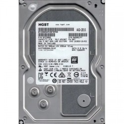 Hard Disk 4000 GB, 4 Terra Hitachi 4TB SATA 3.5 7200 rpm Buffer 256 M