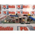 Placa de baza Pegatron IPAEL-GS socket 775 Chipset P45 4x PCI Express 3x PCI 5 x SATA Suporta 16 GB RAM DDR2