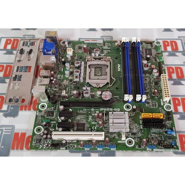 Placa de baza Socket 1155 IPMSB-QS ,4 x DDR3, 4 x SATA2 , USB 3.0, DVI, VGA