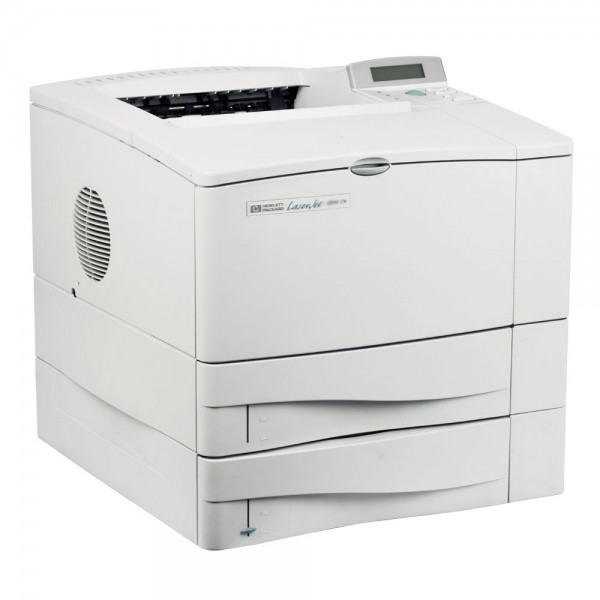 Imprimanta Laser second Hand 25 ppm HP LaserJet 4100tn