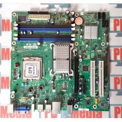 Placa de baza Intel DG33BU, LGA 775, 4 x DDR2, PCI-Express, micro-ATX