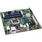 Placa de baza 1155 DDR3 Suporta Procesoare Gen 2 Display Port USB 3.0 Sunet 5.1 Intel DQ67SW-B3