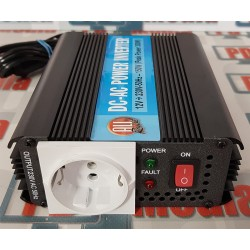 Invertor auto, Convertor Dc/ac 12v 230v 150w (maxim 300 w) All Ride Noi